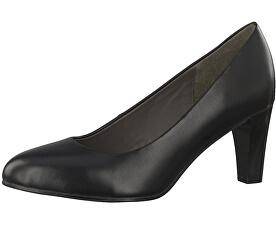 Elegantní dámské lodičky 8-8-22406-29-022 Black Nappa