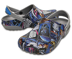 Crocs Pantofle Classic Star Wars Icons Clog Multi 204572-90H c78b7077ba