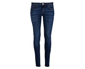 Jeans pentru femei Push up fit Oya 9693703 Dark folosit