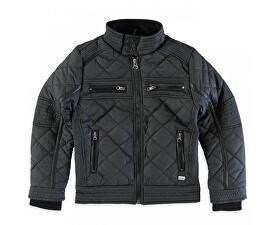 Pánská černá bunda Craydon Black 4016401