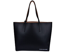 Calvin Klein Dámská kabelka Ultra Light Reversible Tote Bag+Wristlet Zip  Pouch-Black 98d750691d