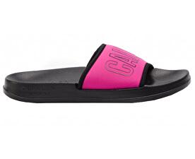 Papuci pentru femei Slide KW0KW00728-507 Beetroot Purple