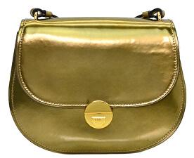 Luxusná kožená kabelka Violaine Mirror