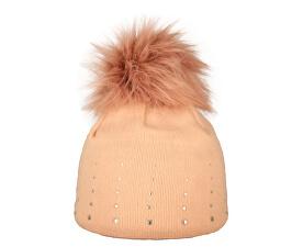 f0d5376e8a0 CAPU Zimní čepice 1672-C Pink