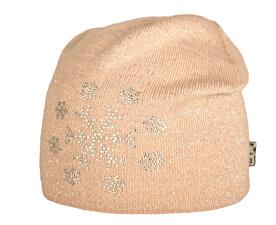 CAPU Zimní čepice 1744-C Pink a20ca3730a
