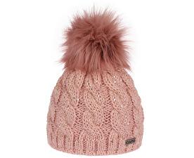 CAPU Zimní čepice 396-D Pink 32a35438b6