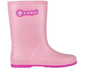 Coqui Dětské holínky Rainy 8506 Pink Fuchsia 102472 0cd558cd8f