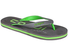 Pánské žabky Egil 3010 Grey 101660