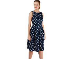 Dámske šaty Closet Hackney Dress Navy