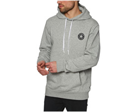 Pánská mikina Chuck Taylor Graphic Pullover Hoodie Grey
