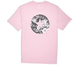 Pánské triko Converse Palm Print Chuck Patch Tee Cherry Blossom