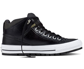 Tenisky Chuck Taylor AS Street Boot Black/Storm Wind/White