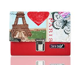 Peněženka Third Line Purse No. 322 I Love Paris