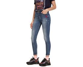 Dámské džíny Denim Tibetan Boyfriend Jeans Vaquere 19WWDD35 5053
