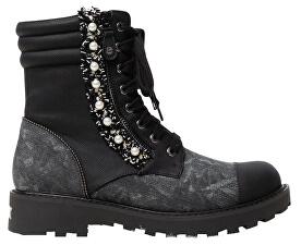 Női bakancs Shoes Combat Pearl Negro 19WSTP07 2000