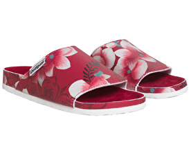Dámské pantofle Sandel Hindi Dancer Poppy Coral 19SUBP01 7058