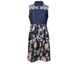 Dámske šaty Vest Aloha Dark Denim 19SWVD09 5129