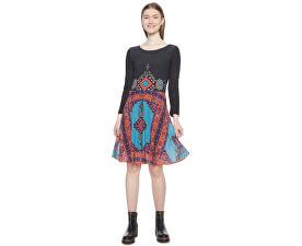 Dámske šaty Vest Julianne Verde Botella 18WWVK31 4009