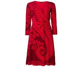 Dámske šaty Vest Marlene Rojo Oscuro 19WWVK50 3029