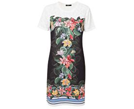 Dámské šaty Vest Natalie Negro 19SWVK44 2000