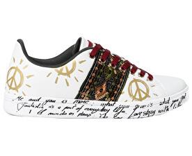 Dámské tenisky Shoes Cosmic Exotic Blanco 19WSKP20 1000