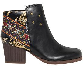 Dámské kotníkové boty Shoes Country Exotic Negro 18WSAP08 2000