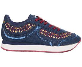 Dámske tenisky Shoes Galaxy Exotic Denim 18WSKD01 5053
