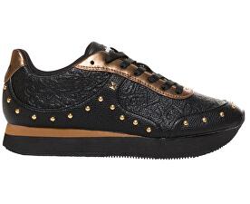 Dámske tenisky Shoes Galaxy Winter Valkiria Negro 18WSKP22 2000