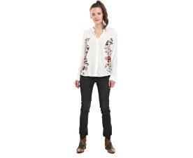 Dámská košile Cam Randers Blanco 18WWCW56 1000