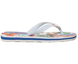 Dámské žabky Shoes Flip Flop Tropical White Blanco 19SSHF17 1000