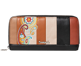 Mone Swimmers Wallet Zip Around Tostado 19WAYP32 6016