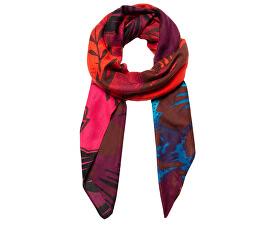 Šátek Foul Sinergia Rojo Loft 19WAWA43 3088
