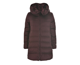 Dámska bunda Long Down Jacket B64462 Marshala/Anthracite