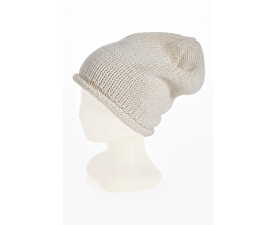 Dámská čepice Wolly Hat B64681 White Snow
