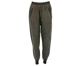 7b57c182a11 Deha Dámské kalhoty Jogger Pants B84255 Dark Olive