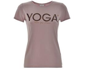 Dámské triko T-Shirt B84670 Lilac
