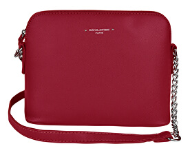 Ladies handbag Dark Red CM5396