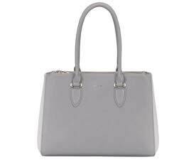David Jones Dámska kabelka Grey L.Grey CM5017 bb7cd441b0b