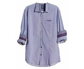 Pánská košile Denim Shirts Light Blue 16.1.1.03.005
