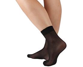 4c67168b687 Evona Dámské ponožky Napolo 999 černé 5 pack