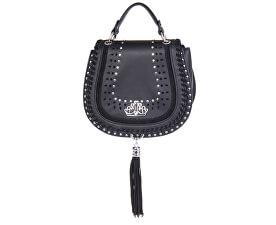 Dámska kabelka Jasmin e - Black Leather Bag AI18JA226C000