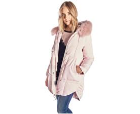 Dámská zimní bunda Coline - Pink Jacket BI183F01N30166
