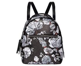 Elegantní batoh Anouk FWH0164 Black Botanical
