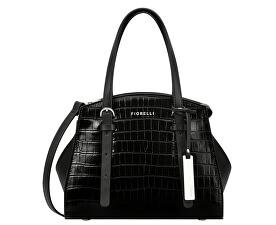 Elegantní kabelka Clarendon FWH0437 Black Croc