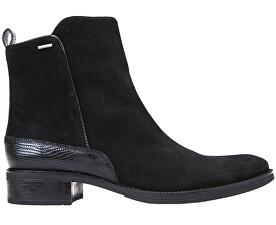 Dámské kotníkové boty Mendi Np ABX Black D746SB-00022-C9999