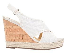 Dámské sandále Donna Janira C Off White D82P6C-06RBC-C1002