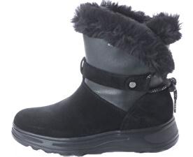 f1c6930798 GEOX Dámské sněhule Hosmos B ABX C Black Dk Grey D84AUC-0222N-C0005