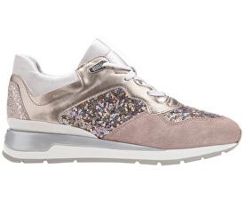 Pantofi sport Shahira B Antique Rose/Silver D62N1B-0AJAY-C8A1W pentru femei