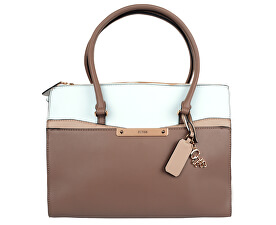 89c76cd10a Guess Dámská kabelka Factory Women`s Campton Color-Block Carryall