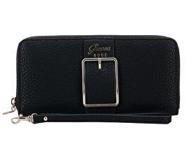 Dámská peněženka Caroline SLG Large Zip Around SWBS70 Black